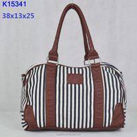 2015 latest fashion style soft fabric handbags