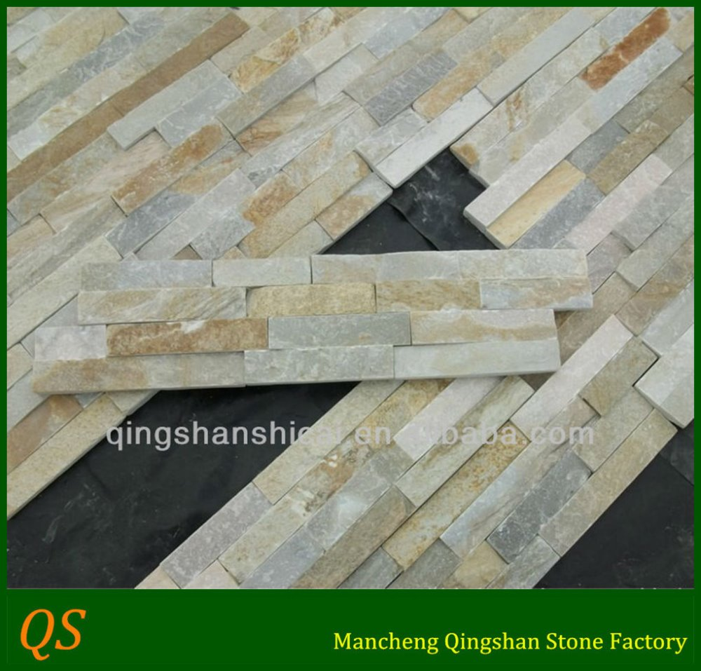Flexible Stone Veneer : Slate natural stone veneer flexible sheets buy