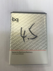 New 1600mAh High Capacity Replacement Rechargeable Battery for BQ Aquaris 4.5 Phone