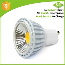 led light bulb import 240v dimmable 5w cob gu10 led bulb 550 lumen for sore use with ce rohs list