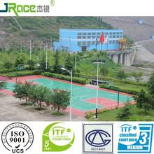 wear resistant basketball court sport flooring