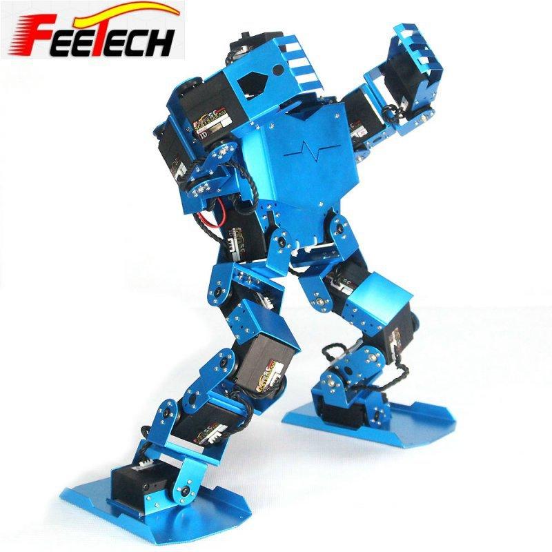 Dof educational humanoid arduino fully assembly toy