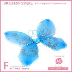 Wholesale Cheap Children Plastic Butterfly wings