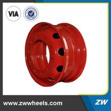 high quality car steel wheels rims for sale 16 17 18 19 20 inch(ZW-5.50F-16)