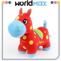 2015 plush horse toy(JH1103)