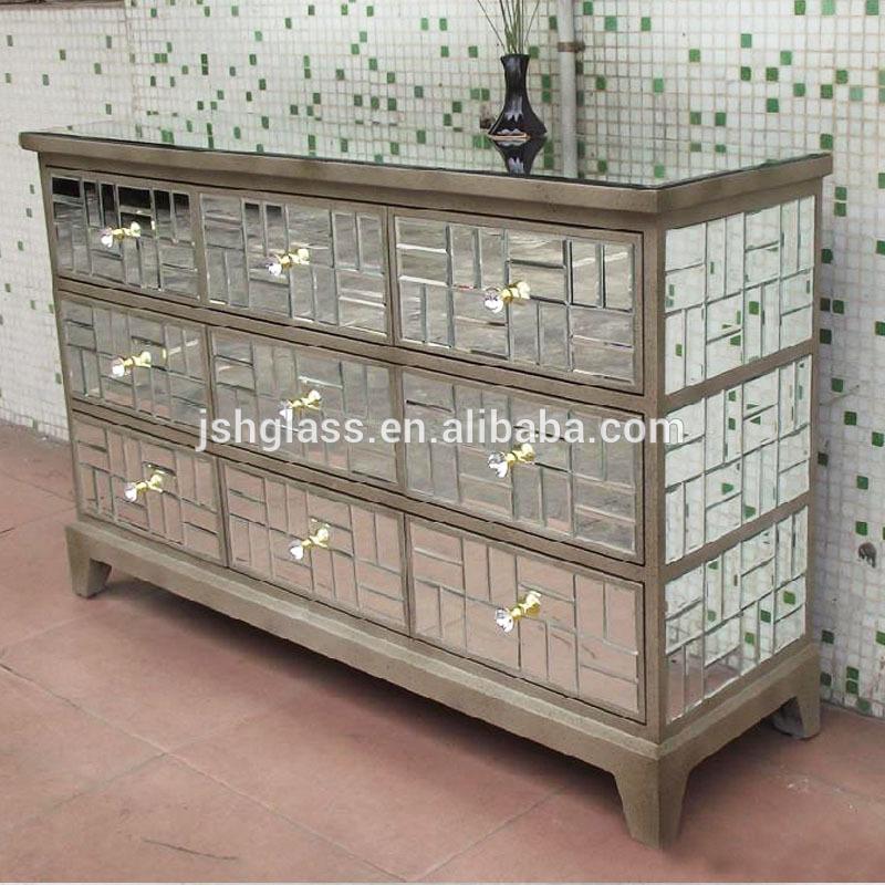 Jsx010 miroir meubles entr e de table miroir d 39 entr e de for Meuble console d entree