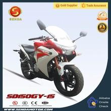 Motorcycle City Cub Racer Mini 150cc Racing Motos SD150GY-15