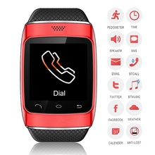 S12 Smart bluetooth Watch sync weather and notification Touch Screen Watch phone