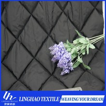 100% polyester quilted jacket lining/diamond quilted fabric