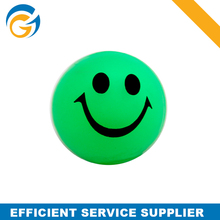 Smiling Face Glow in The Dark Bouncing Ball 32mm