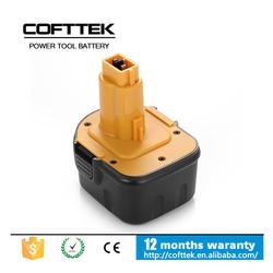 Battery For Dewalt DW9071, DW9072, DC9071, DE9037, DE9071, DE9072, DE9074, DE9075, 152250-27 39774