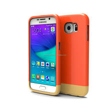 2015 New style 2-in-1 up and down join together PC+TPU double protetive phone case for Samsung S6 CO-MIX-9022