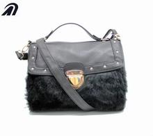 new fashion design bags soft horse hair bags