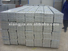 210mm pre-galvanized cedar wall planks of material Q195