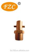 zhejiang 1/4 pin type grease nipple,grease nozzle