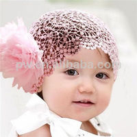 new product wide lace headband large flower hair accessory