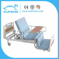 2015 TOP!! electric sitting care bed\hospital bed \nursing home beds