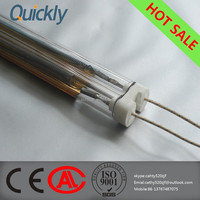 ,electric heater parts infrared heating lamp ,CE certificate,20000 hours lifespan