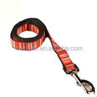 2015 small wholesale nylon material dog leash