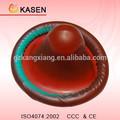 Différents types de meilleure qualité préservatif masculin, Ultra Gig Dotted Condom / pas cher sensible plaine Condom