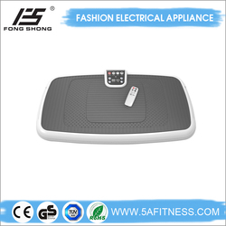 Body slimmer confidence 3Dfitness vibration machine cardio exercise equipment work out equipment for home with CE,ROHS and GS