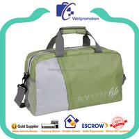 Wellpromotion promotional cheap fashion men travel duffel bag