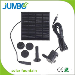 Special new products solar fountain pump price