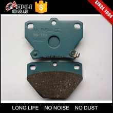 OEM Long life Semi metal brake pad for toyota 04466-52030