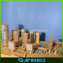 exterior realista representación de la arquitectura