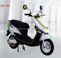 green power electric scooter/Moped power electric scooter with Gear
