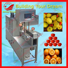 Most popular stainless steel apple/orange /kiwi/lemon/pineapple peeling coring slicing machine/86-15838028622