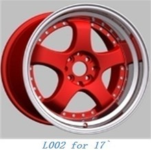 2015 new product Popular design alloy wheel rim for car