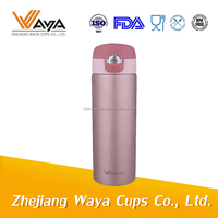 480ml Wholesale china oem metallic water bottle for Ali