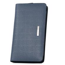 men wallet fatory long zipper