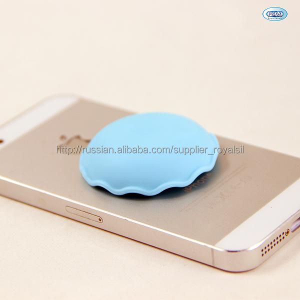 2014 новый дизайн силиконовый держатель мобильного телефона