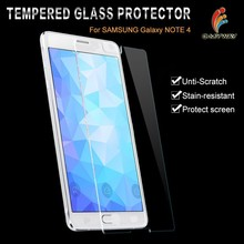 Free Logo Black Full Cover OEM/ODM OEM/ODM Scrub Curved edge For Samsung Galaxy Note 4 Screen Protector