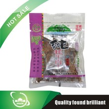 Hot selling ground cholesterol beef jerky with low price