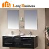 New modern wholesale High Quality LB-JX2053 Solid wood bathroom vanity manufacturer