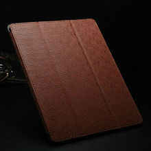 2015 Wholesale China New Case Wholesale vintage leather book case for ipad air 5 with stand function , flip case for ipad air