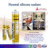 neutral silicone sealan/mirror fixing silicone sealant/Silicone Sealant stainless steel