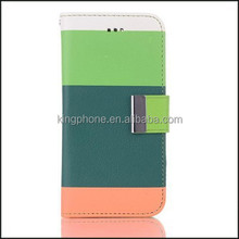 4.7 inch cheap mobile protector wallet leather phone case for iphone 6