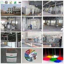 electrostatic paint steel powder coating