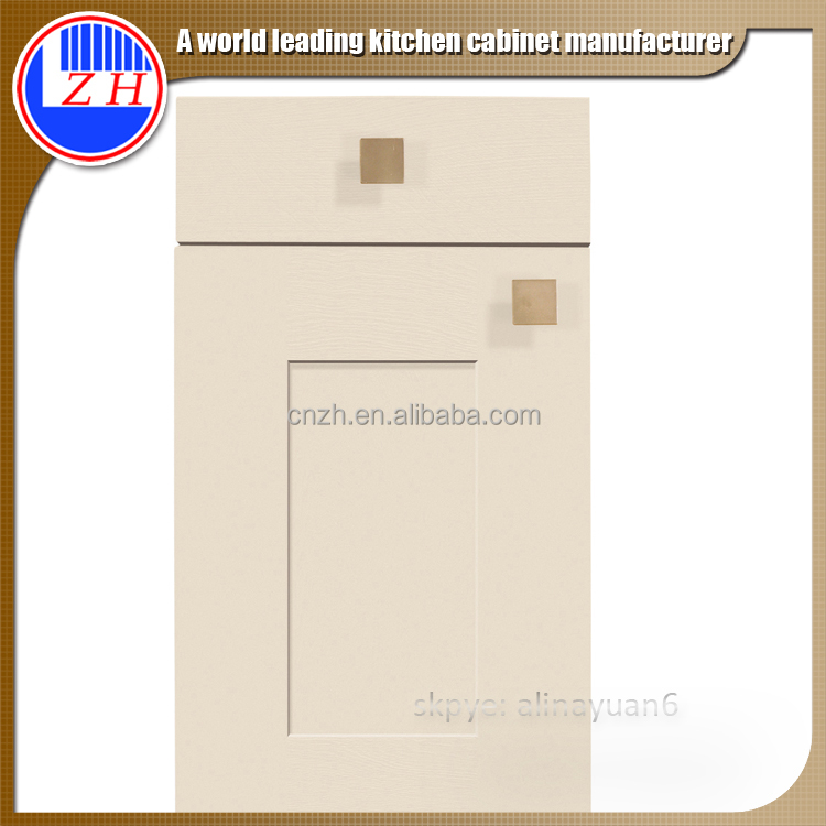 Canada Bathroom Modern Pvc Shaker Curved Kitchen Cabinet Door Buy