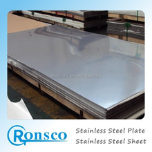 2b No.1 finish 304 stainless steel sheet 8cr13mov best manufacturer in China