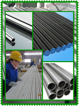 304, JIS, EN, ASTM, AISI standard seamless stainless steel pipe/tube