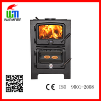 Chinese cold rolled steel wood burning cook stove