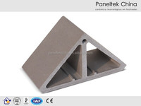 Advanced exterior cladding materials for construction(Corner Panel)