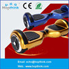36V 700W skate board 2 wheel self balance electric standing scooter with LED light