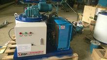 With Bitzer Compressor snow flake ice machine/snow flake ice making machine for Fishery/Supermarket(0.5~30tons per day)