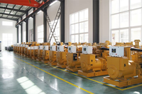 600kw/750KVA open type magnetic diesel generators for sale from China suppliers